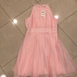 Maison Jules pink mini dress